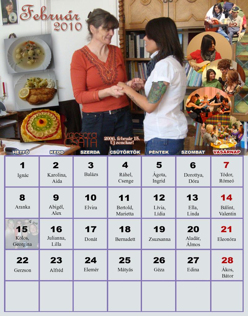 2010 június naptár Naptárak 2010 június naptár